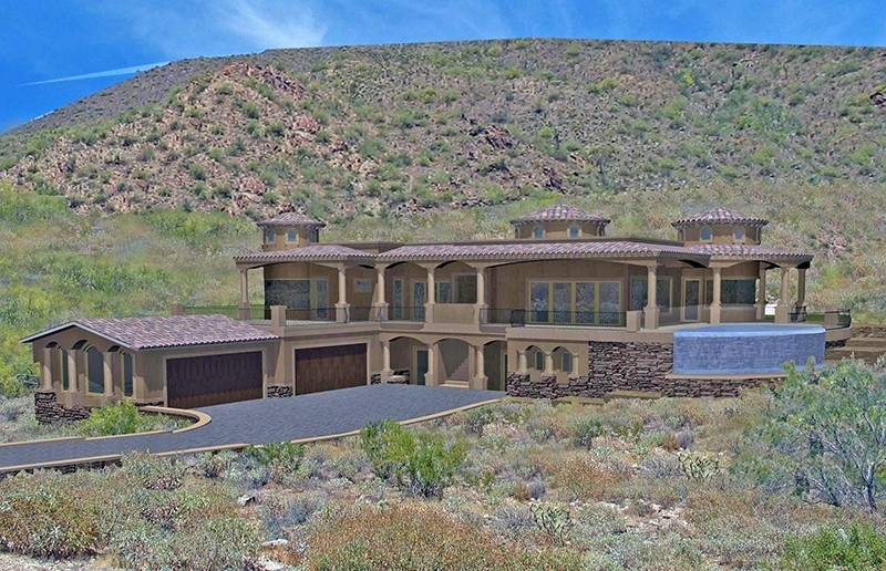 Scottsdale Mountain Lot 14